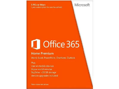 O365 HOME 32/64 ALNGSUB 1Y US/CN [Download]