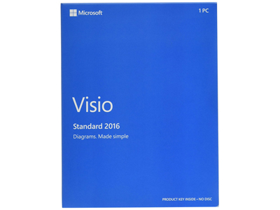 VISIO STD 2016 WIN ALL LNG PK LIC ONLINE [Download]